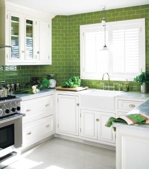 zielona kuchnia 1