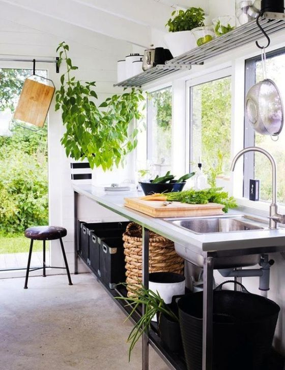 zielona kuchnia 7