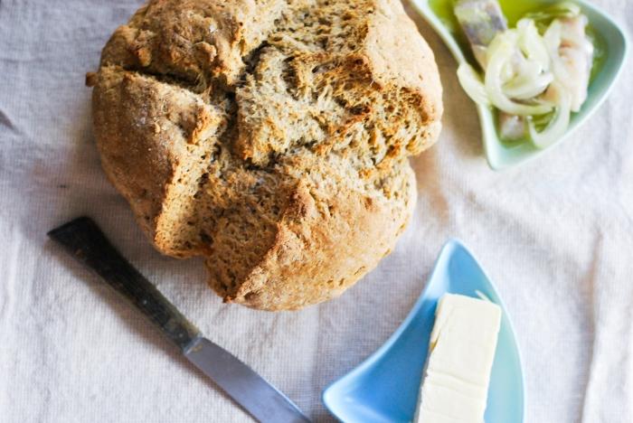 chleb sodowy Gordona Ramsaya