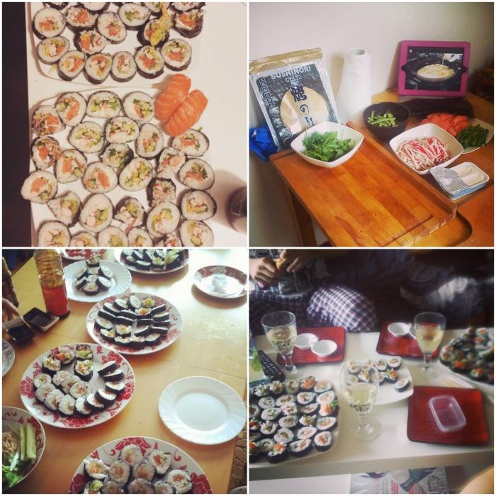 sushi porady