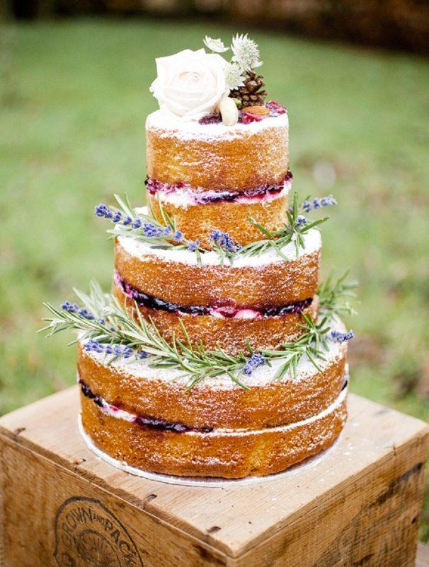 wesele tort