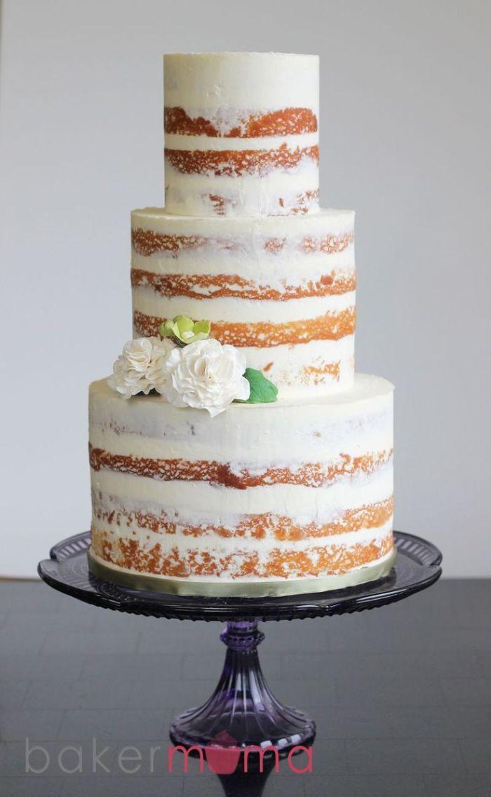 ciasto naked cake