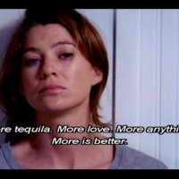 "More tequila, more love, more anything - ulubione cytaty z ""Grey's Anatomy"""