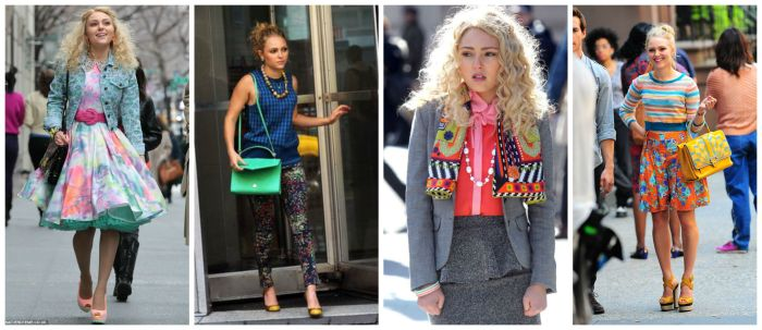 carrie diaries style